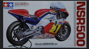 HONDA NSR 500 1984 1 12 F.SPENCER KIT DI MONTAGGIO 14121 TAMIYA