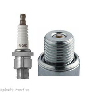 Details about NGK BUZHW-2 2173 Spark Plug Mercury / Mariner 2-Stroke  Outboard Engines 4hp-90hp