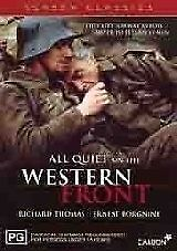 1 of 1 - All Quiet On The Western Front (DVD, 2002)-FREE POSTAGE