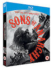 Sons Of Anarchy - Series 3 - Complete (Blu-ray, 2011)
