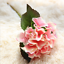Wedding Artificial Hydrangea Silk Flower Home Party Floral Bouquet Decor
