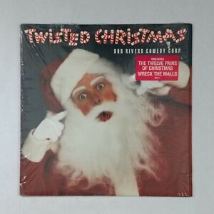 Bob Rivers Twisted Christmas.Details About Bob Rivers Comedy Corp Twisted Christmas 906711 Src Sf Atl Lp Vinyl Vg Near