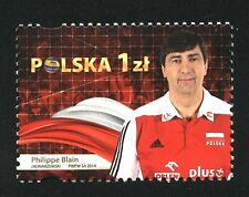 ** MNH stamp VOLLEYBALL WC - Philippe Blain French volleyball player and coach