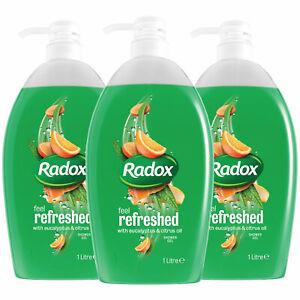Radox-Shower-Gel-Feel-Refreshed-3-Pack-1-Litre