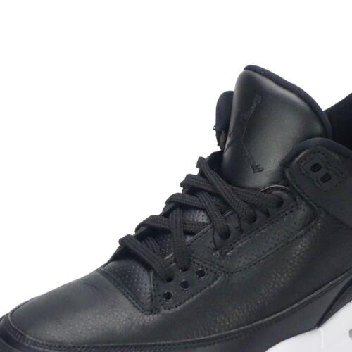 nere Air Retro uomo bianche Jordan Scarpe 3 Nike tennis da ZRn6xq