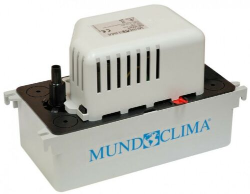 Condensate Pump Lifting System Energy Value Mundoclima Mu-Si-82 Heating