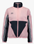 thumbnail 3 - UMBRO PROJECTS Shell Jacket Ladies Blush Pink Blue Night Large #REF126