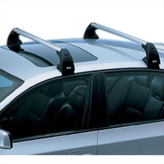 Bmw 3 Series E90 Oem Roof Rack Cross Bars Luggage Original