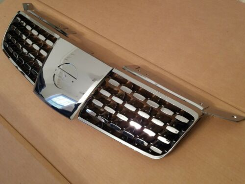 fits 2004-2006 NISSAN MAXIMA Front Bumper Chrome Grille NEW