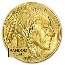 SPECIAL PRICE! 1 oz Gold American Buffalo Coin Random Year - SKU #87710