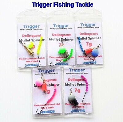 Trigger Tackle Manic Mullet Spinner 7g