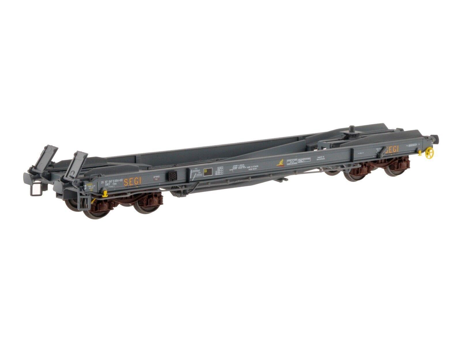 LS Models 30138 SNCF 4 ACH wechselbehältertragwg KB Nova Trans Grigio ep4 NUOVO