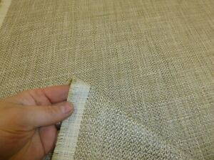 Details about M&S SILVA GREEN Linen Style Weave Curtain Upholstery Fabric