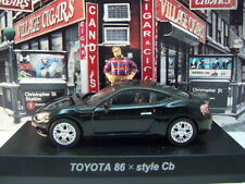 '14 KYOSHO TOYOTA 86 x style Cb TOYOTA II MINICAR COLLECTION 1:64 SCALE