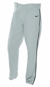 Nike-Men-039-s-Core-Dri-Fit-Baseball-Pants-Light-Gray