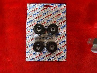 No.8 Pozi S4K//24 Penn Elcom Wood Screw Pk24 Black C//Rsunk