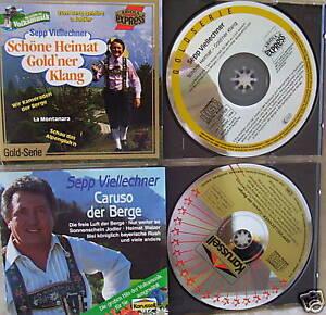 Sepp-Viellechner-Caruso-der-Berge-Schoene-Heimat-Gold-ner-Klang-2-CDs-WIE-NEU