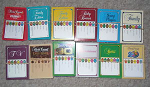 Quiz Cards 2006 Trivial Pursuit Family Edition Younger Players 50 x Question