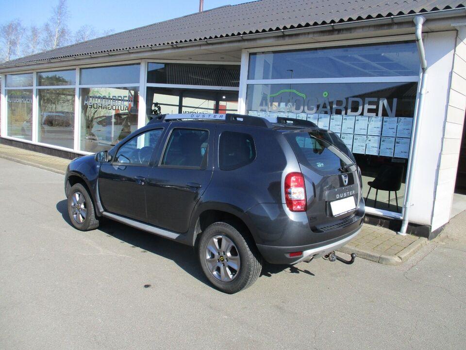 Dacia Duster 1,2 TCe 125 Laureate Benzin modelår 2016 km
