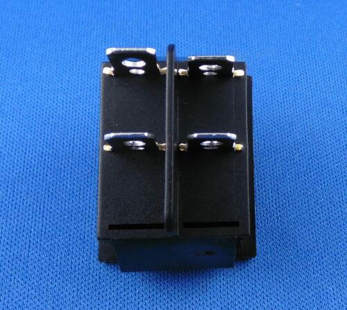 4pin 16 A 250vac 28.5*21.5mm rotewippe allumées Installation Interrupteur va et vient 2 broches