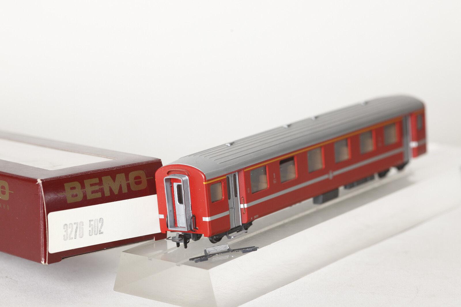 Bemo H0m 3276 502 Rhb Ferrovia Retica a 2072 1. Classe Rosso  71688