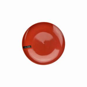 Assiette-a-Dessert-En-Porcelaine-Ronde-Rouge-20cm-Ceramique-Vaisselle-de-cuisine