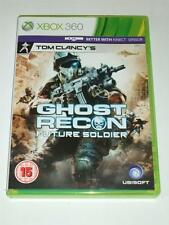 """Tom Clancy's Ghost Recon Future Soldier  Xbox 360 (NM) """"FREE UK  P&P"""""""