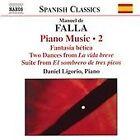 Manuel de Falla - Falla: Piano Music, Vol. 2 (2007)