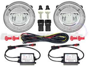 Toyota-MR2-Roadster-LED-DRL-Front-Fog-Lights-Prius-Lamps-Spyder-MK3-TTE-Facelift