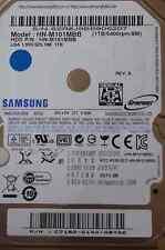1tb Samsung hn-m101mbb | p/n: c7102-g14a - abyd 6 | 2011.09