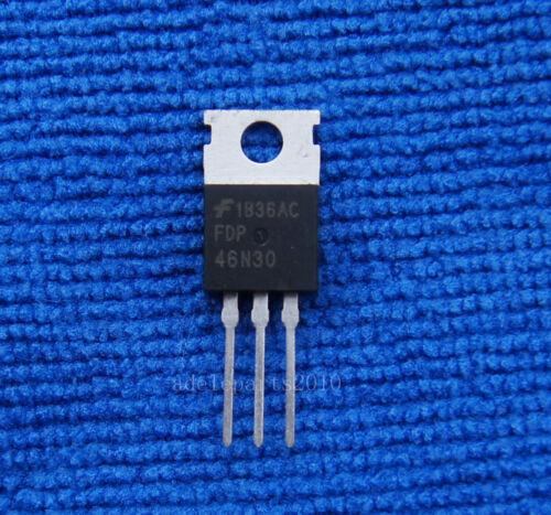 10pcs FDP46N30 46N30 300V N-Channel MOSFET