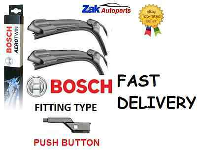 "A585S Bosch Aerotwin 27/""//25/"" Front Windscreen Wiper Blades"