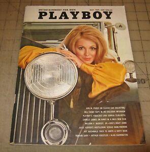 PLAYBOY-May-1969-GD-Condition-Magazine-Sally-Sheffield-PMOTM