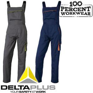 2019 Nouveau Style Heavy Duty Pour Homme De Haute Qualité Travail Bib And Brace Overalls Dungarees Pantalon Nouveau-afficher Le Titre D'origine