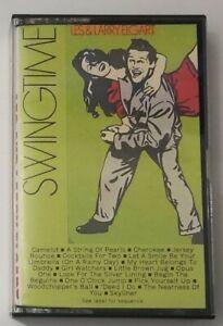 Les Larry Elgart Cassette Swingtime 1982 CBS Tape