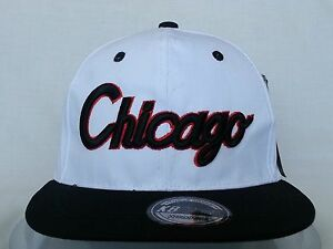 Image is loading CHICAGO-NYC-HIP-HOP-FLAT-PEAK-BASEBALL-SUN- d4df749d1b9