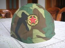91's series China PLA Air Force Airborne troops paratrooper Camo Helmet Cover