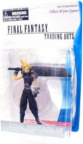 Final Fantasy Cloud Trading Arts Vol. 1 Figure