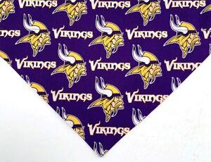 NFL Minnesota Vikings Pet Bandanna XL