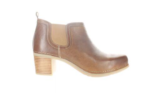 Dansko Womens Harlene Tan Chelsea Boots EUR 39 (12