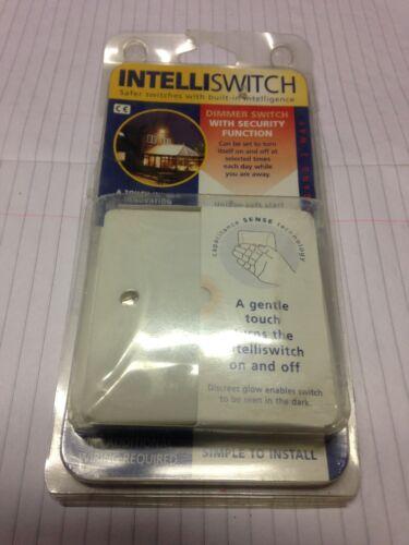 Intelliswitch Intelligence avec sécurité fonction d/'éclairage Variateur d/'intensité NEUF