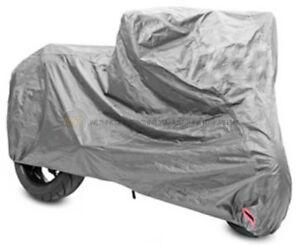 Adroit Per Peugeot Lxr 125 Da 2009 A 2014 Con Bauletto E Parabrezza Telo Coprimoto Impe