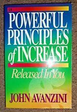 Powerful principles of increase