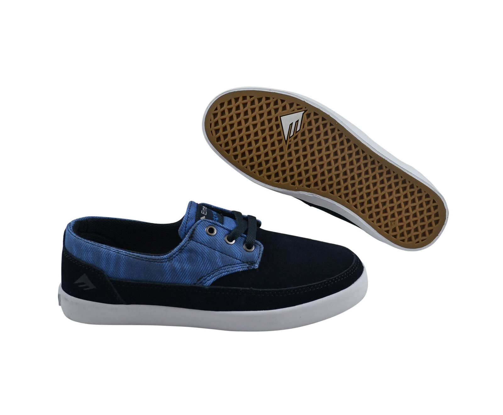 Emerica Low Troubadour Low Emerica navy/Blau Skater Sneaker/Schuhe blau d3373f