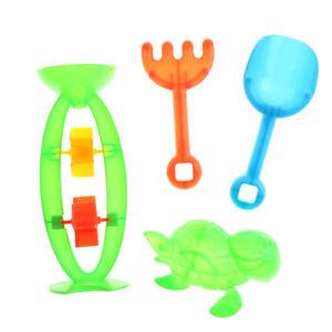 4Pcs-Beach-Sand-Play-Toys-Bucket-Rakes-Sand-Watering-Sand-Kids-Play-Bath-Toys-FE