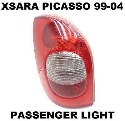 CITROEN XSARA PICASSO 2000-2004 REAR TAIL LIGHT DRIVERS SIDE O//S