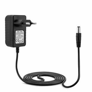 12 V adaptateur alimentation chargeur transformateur pour ad-1201000bs 4 Weighing Scales
