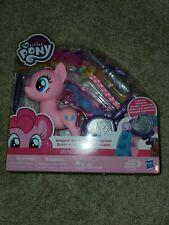 My Little Pony Magical Salon Pinkie Pie Toy 6-Inch Hair Styling Fashion Pony