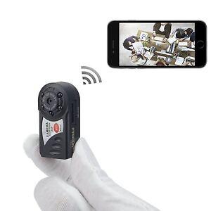 fredi mini portable p2p wifi ip camera indoor outdoor hd