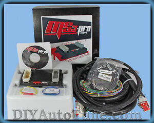 LS1 LT1 LS7 Camaro MegaSquirt MS3-Pro Standalone ECU with 8\' Wiring ...